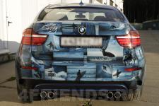 аэрография BMW X6 Серфинг - аэрография №10