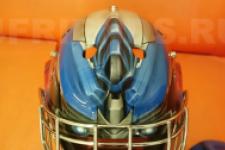аэрография шлем Трансформеры - рисунок4