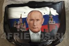 Mitsubishi lancer Путин-фотография 1