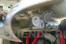 Мотоцикл Ducati - фотография 12