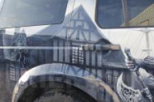 фотография №4 аэрография Range Rover Викинги