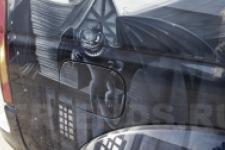фотография №11 аэрография Range Rover Викинги