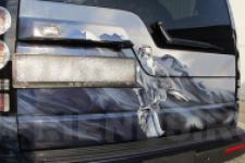 фотография №10 аэрография Range Rover Викинги