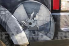фотография №9 аэрография Range Rover Викинги