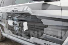 Mercedes GLK техно-рисунок2