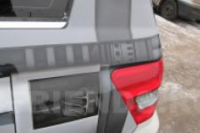 Mercedes GLK техно-рисунок4