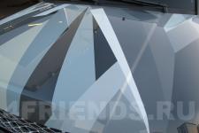 аэрография Range Rover Композиция   - фотография 7