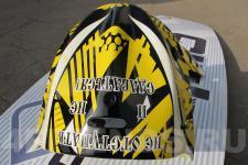 Шлем хоккейный-рисунок5