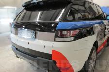аэрография Range Rover Конструктор-рисунок5