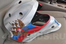 Шлем Геральдика России - рисунок 2