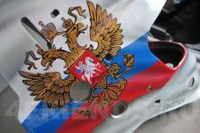 Шлем Геральдика России - рисунок 3