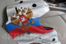 Шлем Геральдика России - рисунок 1