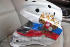 Шлем Геральдика России - рисунок 5