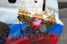 Шлем Геральдика России - рисунок 6