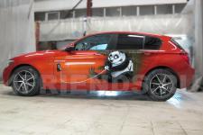 аэрография BMW X1 Панда   - фотография 2