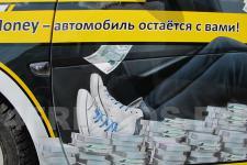 аэрография Smart для Car Money - фото6
