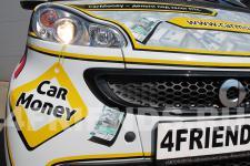 аэрография Smart для Car Money - фото5