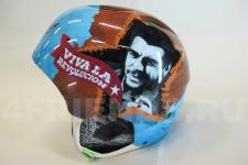 "аэрография Шлем ""Че Гевара"" - фото2"