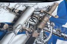 Porsche Cayenne Крейсера - аэрография фото 16