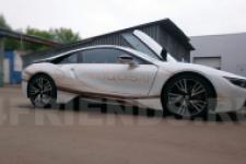 аэрография BMW i8   - фотография 4
