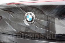 аэрография BMW 6 пантеры - аэрография №6