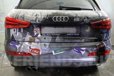 аэрография Audi Q3 Кеша   - фотография 14