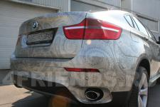 аэрография BMW x6 Узор   - фотография 8