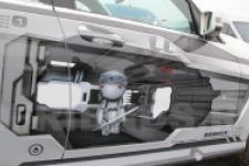 Mercedes GLK техно-рисунок9